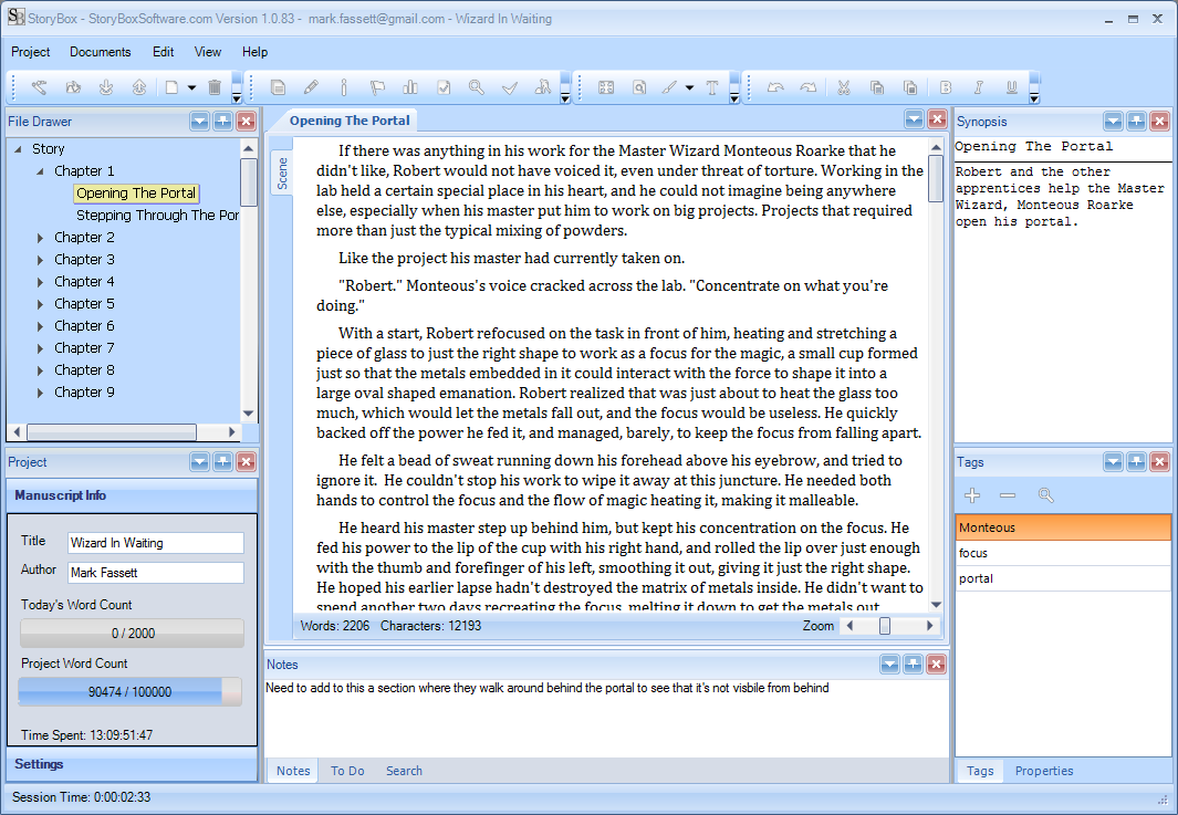 writing software review Novel writing software can help to plug the gaps and simplify the novel writing process checkout our powerwriter review to learn more.