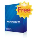 NaturalReader freebox