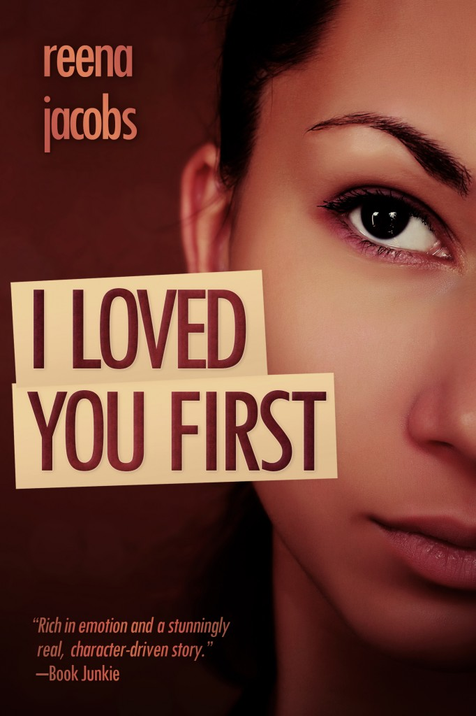 COVER REVEAL + REVIEW + GIVEAWAY – I Loved You First by Reena Jacobs